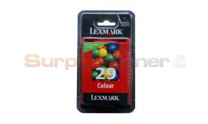 LEXMARK 29 INK CARTRIDGE COLOR RP (18C1429BL)