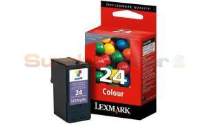 LEXMARK 24 INK CARTRIDGE COLOR RP (18C1524B)