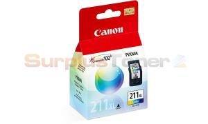 CANON CL-211XL INKJET CTG COLOR HY (2975B004[AA])