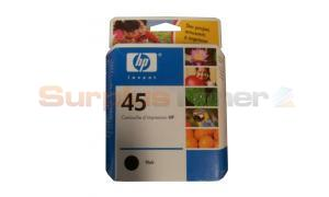 HP JET 710 INK CARTRIDGE BLACK (51645AE#ABF)