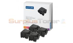 XEROX COLORQUBE 8570 INK BLACK KATUN (39403)