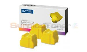 XEROX PHASER 8500 SOLID INK YELLOW KATUN (37985)