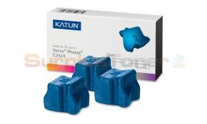 XEROX WORKCENTRE C2424 SOLID INK CYAN KATUN (37975)