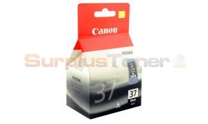 CANON PG-37 INK CARTRIDGE BLACK (2145B008[AA])