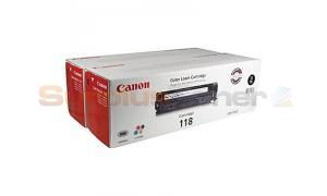 CANON 118 TONER BLACK VALUE PACK (2662B004)