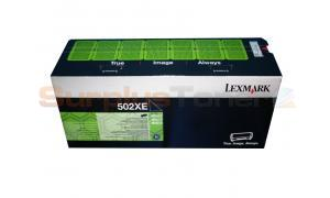 LEXMARK MS410 TONER CARTRIDGE BK HY (50F2X0E)
