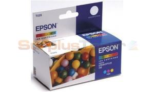 EPSON STYLUS C60 COLOR INK CARTRIDGE (T029401)