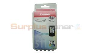 CANON CL-511 INK CARTRIDGE COLOR (2972B005[AA])