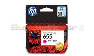 HP 655 INK CARTRIDGE MAGENTA (CZ111AE)