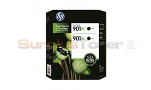HP 901XL INK CARTRIDGE BLACK (CZ721BN)