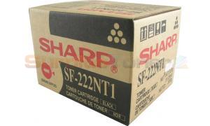SHARP SF2022/2027 COPIER TONER CART BLACK (SF-222MT1)