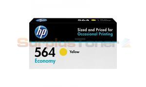 HP NO 564 ECONOMY INK CART YELLOW (B3B14AN)