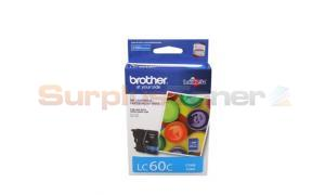 BROTHER DCP-J125/315/515 INK CARTRIDGE CYAN (LC-60C)