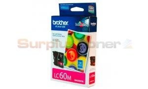 BROTHER DCP-J125/315/515 INK CARTRIDGE MAGENTA (LC-60M)