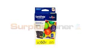 BROTHER DCP-J125/315/515 INK CARTRIDGE YELLOW (LC-60Y)