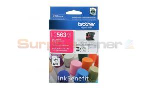 BROTHER MFC-J2510 INK CARTRIDGE MAGENTA (LC-563M)