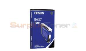 EPSON PRO 7600 9600 INK BLACK 110ML (T545100)