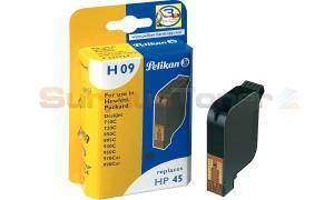 HP JET 710 INK CARTRIDGE BLACK PELIKAN (331724)