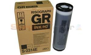 RISO HD INK BLACK (S-2314E)