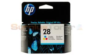HP 28 INK CARTRIDGE TRI-COLOR (C8728AE#UUS)