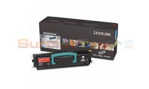 LEXMARK E350D TONER CARTRIDGE BLACK 9K (E352H21A)