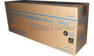 KONICA BIZHUB C10 TONER CARTRIDGE BLACK (A00W472)