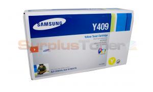SAMSUNG CLP-315 TONER CARTRIDGE YELLOW (CLT-Y409S)