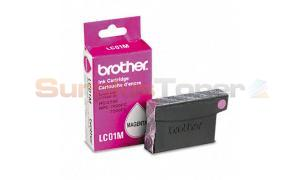 BROTHER MFC-7000FC INK MAGENTA 300 PAGES (LC01M)