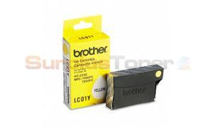 BROTHER MFC-7000FC INK YELLOW 300 PAGES (LC01Y)