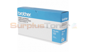BROTHER HL-3400CN TONER CYAN (TN-02C)