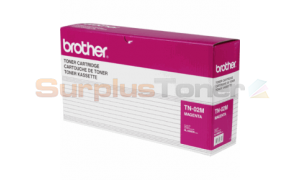 BROTHER HL-3400CN TONER MAGENTA (TN-02M)