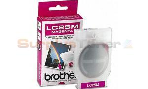 BROTHER MFC4420C INK CARTRIDGE MAGENTA (LC25M)