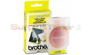 BROTHER MFC4420 INK CARTRIDGE YELLOW (LC25Y)