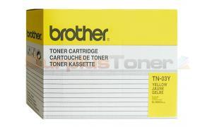 BROTHER HL-2600CN TONER YELLOW (TN-03Y)