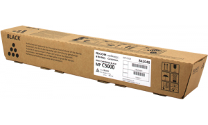 RICOH MP C5000 TONER CTG BLACK (842048)