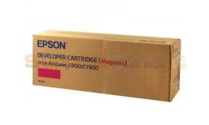 EPSON C900 1900 DEVELOPER CARTRIDGE MAGENTA (S050098)
