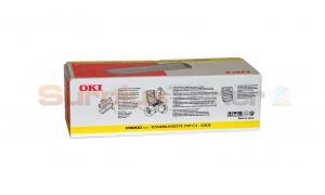 OKI C9200 C9400 TYPE C3 TONER YELLOW (41515209)