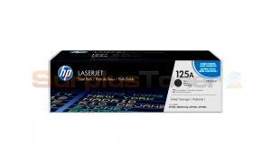 HP COLOR LASERJET CP1215 TONER BLACK (CB540AD)