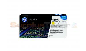 HP CLJ 3600 TONER YELLOW (Q6472A)