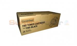 GESTETNER TYPE 1165 FAX TONER CARTRIDGE BLACK (89889)