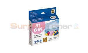 EPSON STYLUS PHOTO R290 INK CTG LIGHT MAGENTA HY (T081620)