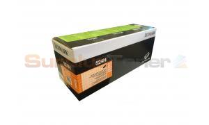 LEXMARK NO 524H RP TONER CARTRIDGE 25K (52D4H00)