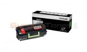 LEXMARK MS812 TONER CARTRIDGE 45K (52D0XA0)