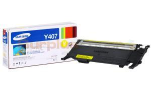 SAMSUNG CLP-320 TONER CARTRIDGE YELLOW (CLT-Y407S)