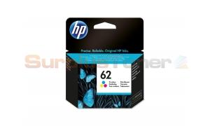 HP 62 INK CARTRIDGE TRI-COLOR (C2P06AN)
