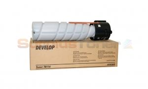 DEVELOP INEO 164 TONER BLACK (A1UC0D0)