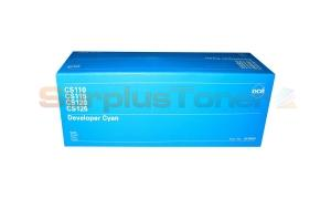 OCE CS110/115 DEVELOPER CYAN (9176023)