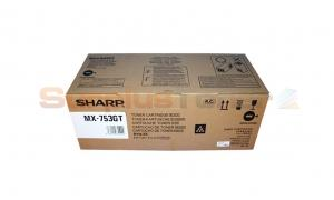 SHARP MX-M753 TONER CARTRIDGE BLACK (MX-753GT)