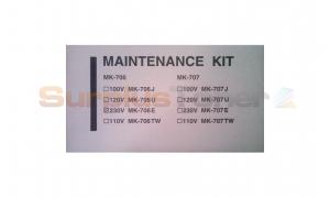 KYOCERA MITA KM-3035 MAINTENANCE KIT 230V (MK-706E)