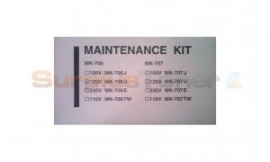 KYOCERA MITA KM-3035 MAINTENANCE KIT 120V (MK-706)